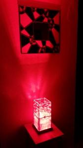 LED rouge